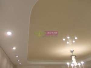 Заказать недорогой натяжной потолок в Калининграде от профессионалов