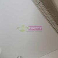 Матовый натяжной потолок в комнату