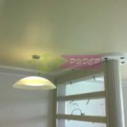 Заказать сатиновый натяжной потолок в квартиру