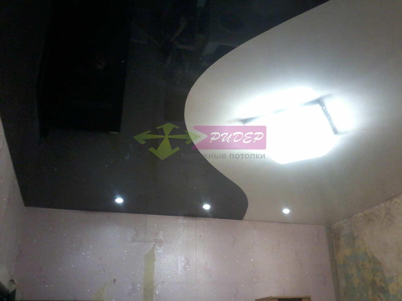 Швы на натяжных потолках по ул. Беланова