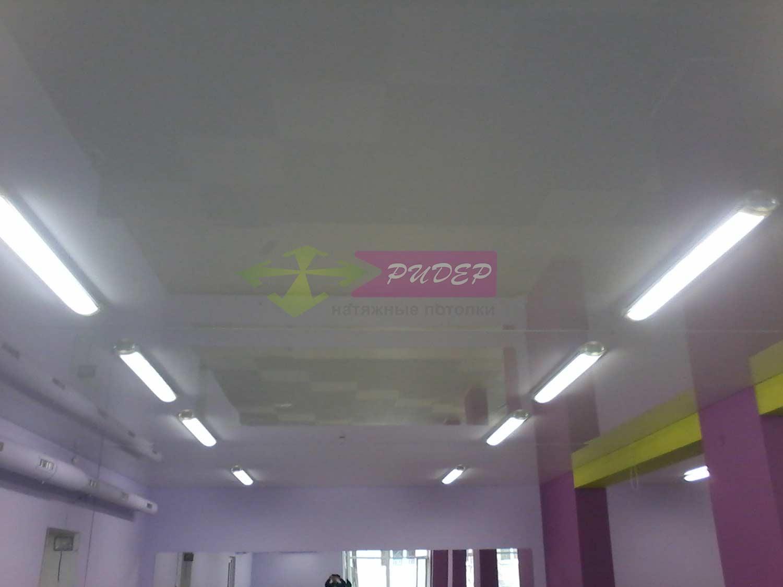 Светильники в натяжных потолках в Калининграде по ул. Пригородная