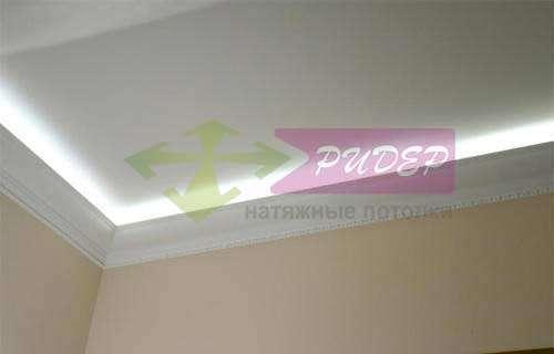 Вставка для натяжных потолков в Калининграде