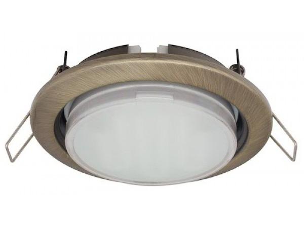 Светильники в натяжных потолках - отличное решение