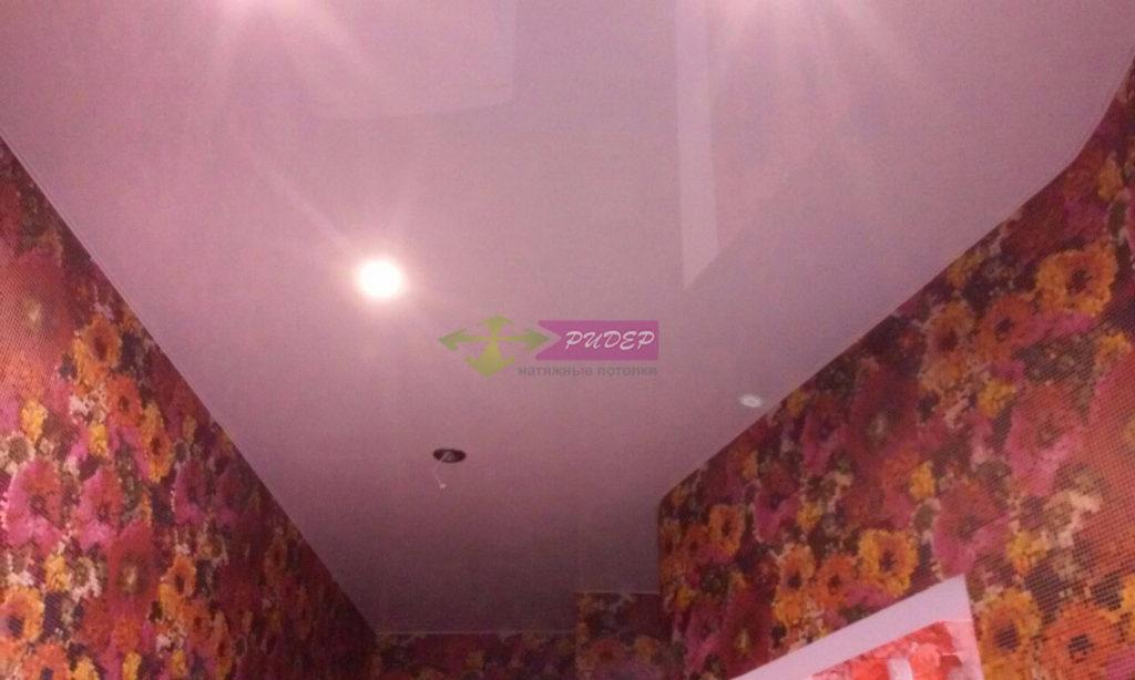 Натяжные потолки в акустических помещениях