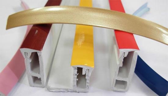 Применение декоративной ленты