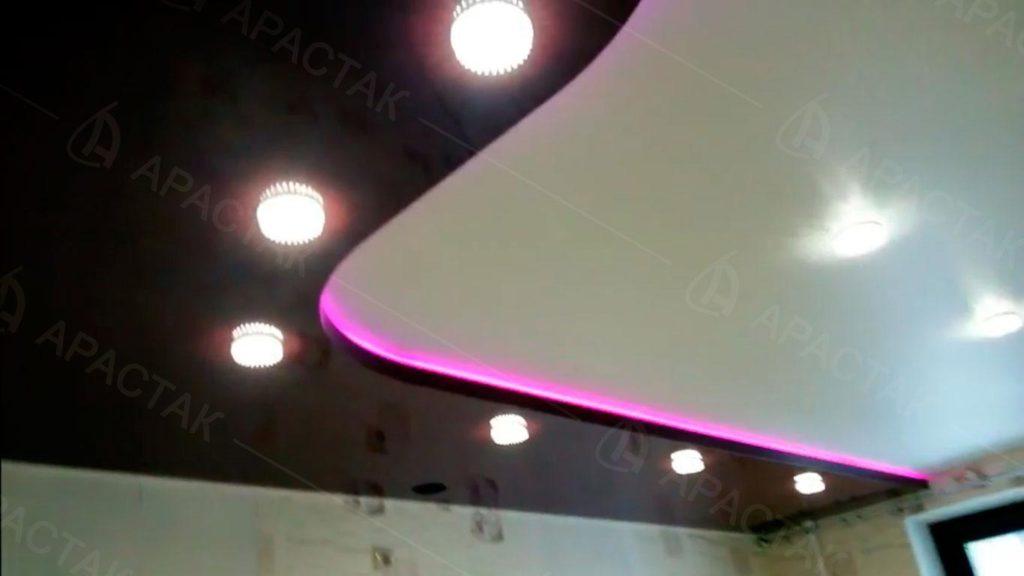 Использование декоративной подсветки