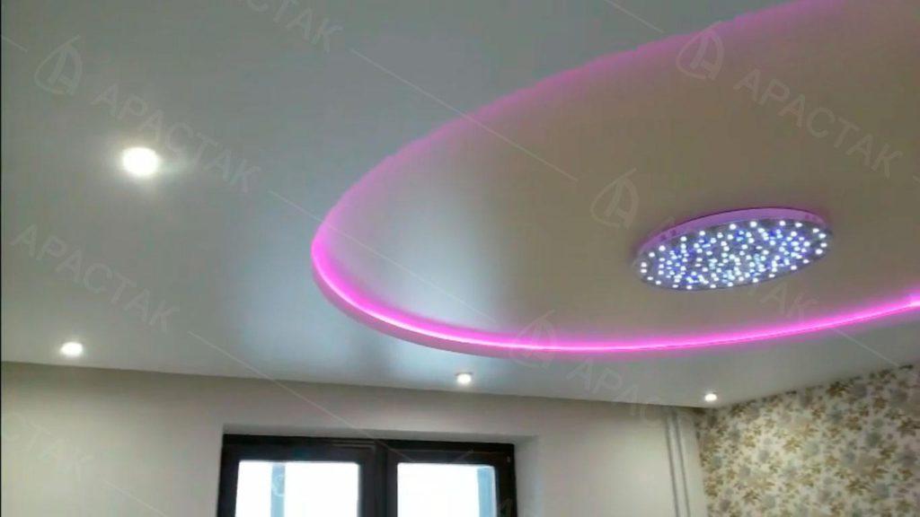Потолки с подсветками