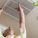 Насколько мешает кондиционер при монтаже натяжного потолка?