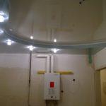 Монтаж натяжных потолков без нагрева в Калининграде
