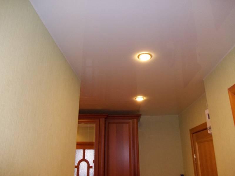 Освещение в потолке в хрущевке