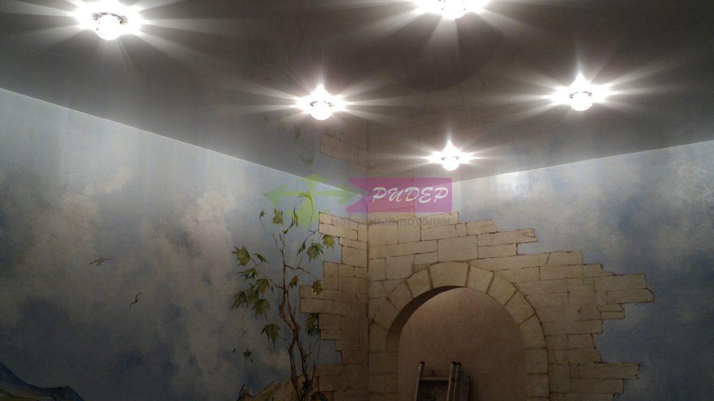 Качественные натяжные потолки в Калининграде без провисания