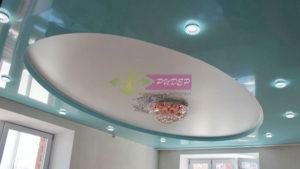 Круглые натяжные потолки
