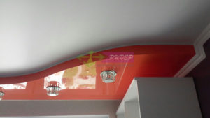 Немецкие натяжные недорогие потолки в Калининграде