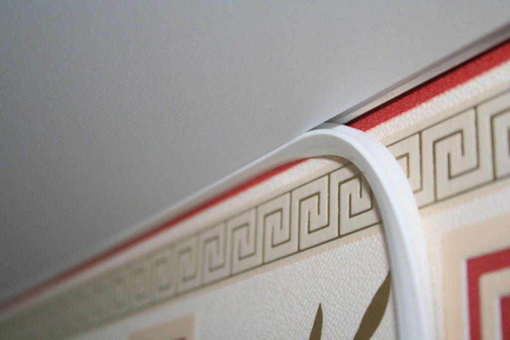 Потолочные галтели для натяжных потолков