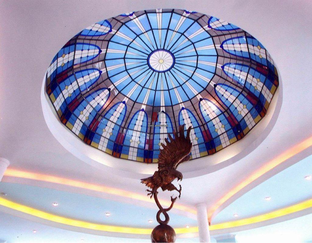 Куполообразные потолки в Калининграде